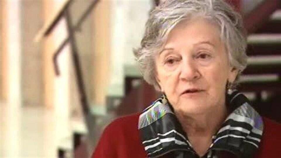Maria Chaput.