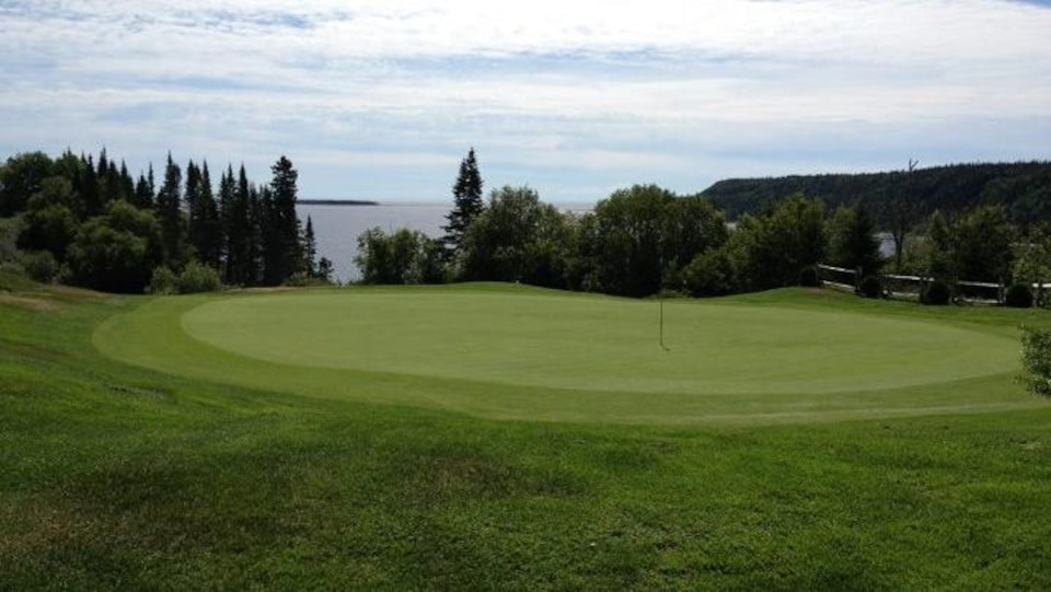 Terrain du club de golf Ste-Marguerite de Sept-Îles