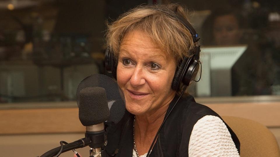 La directrice du Théâtre du Nouveau Monde Lorraine Pintal