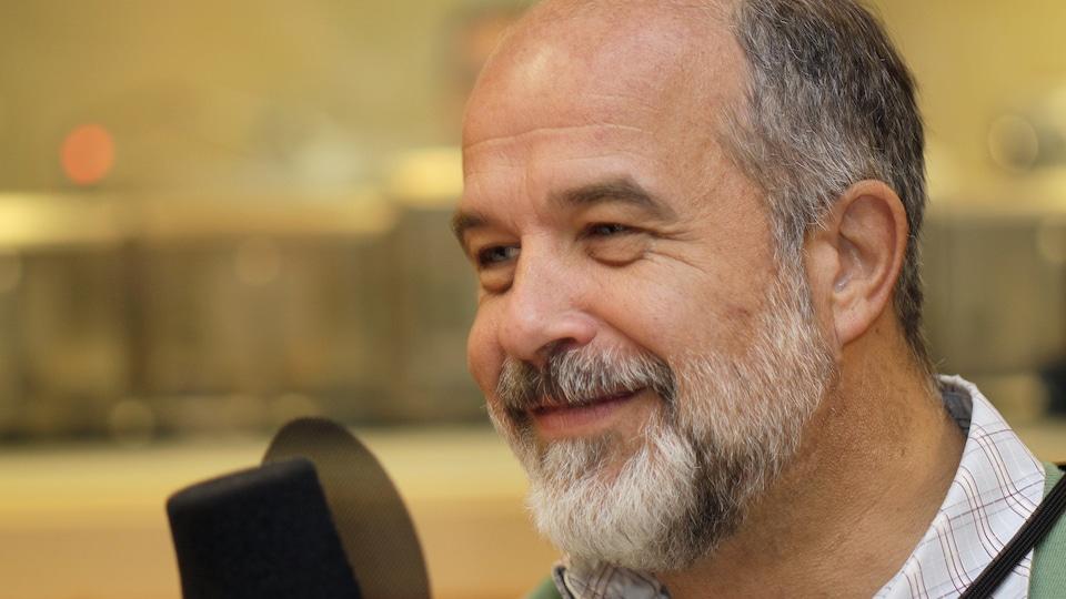 L'historien Éric Bédard