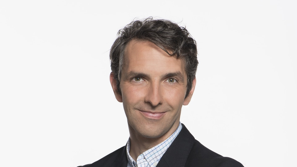 Yanik Dumont Baron de Radio-Canada.