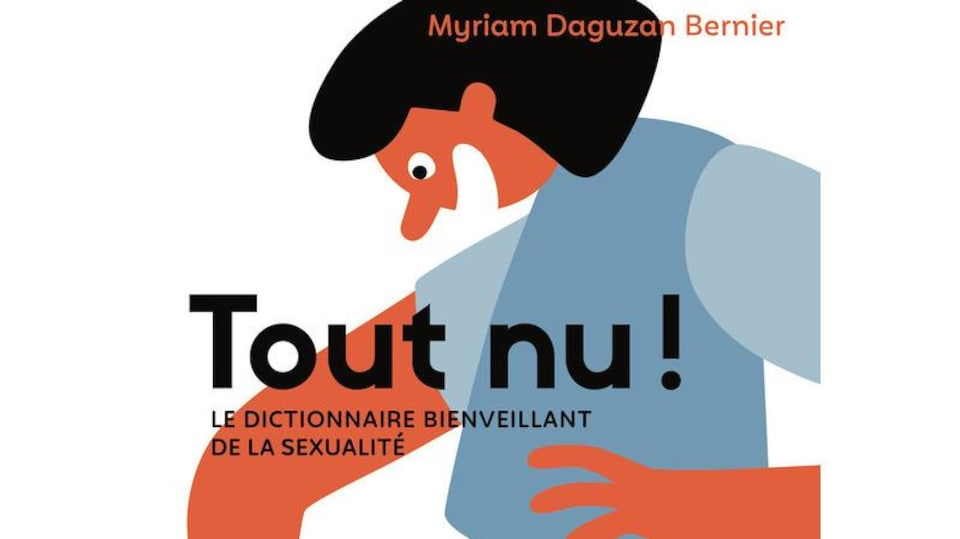 La page couverture du Dictionnaire Tout nu
