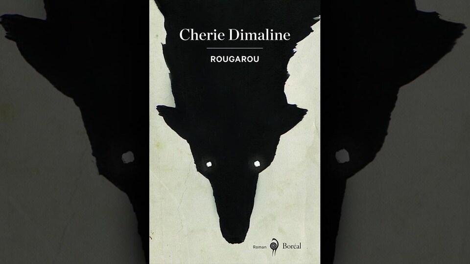 Le dessin d'un loup.