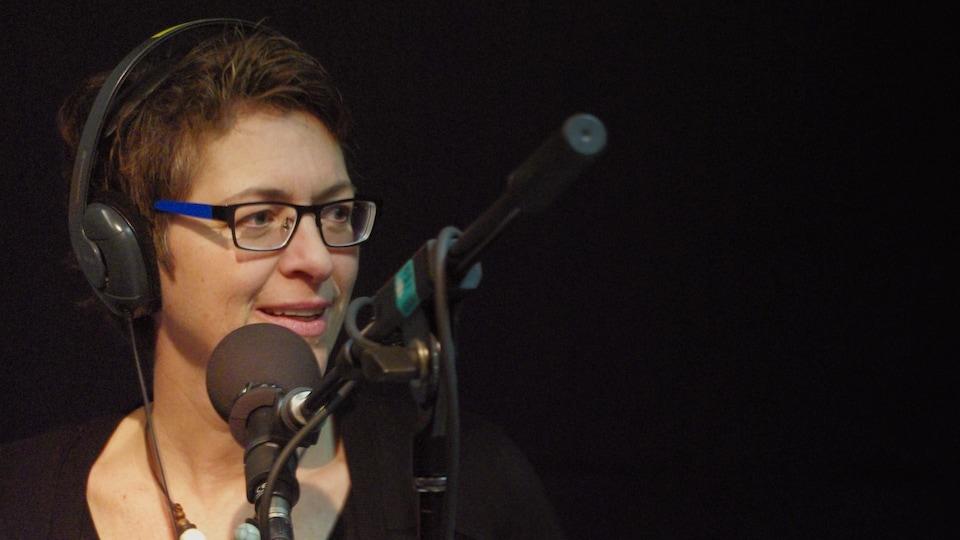 L'agente immobilière Carole Ducharme