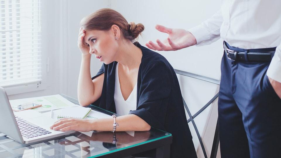 Le gestionnaire direct joue un rôle très important sur la façon dont les travailleurs vivent le stress au quotidien.
