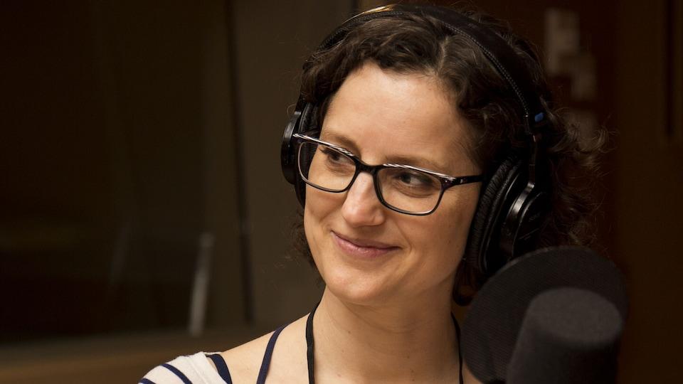 La sexologue Geneviève Labelle