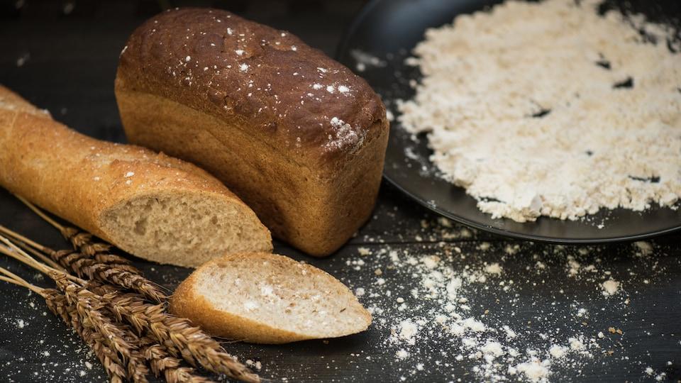 Comme le gluten, le fructane est présent dans les produits à base de blé, ce qui pourrait expliquer le quiproquo auprès des consommateurs.