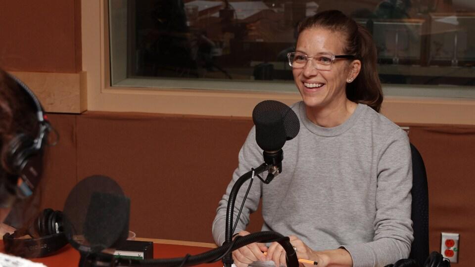 Stéphanie Lévesque, experte en rénovation