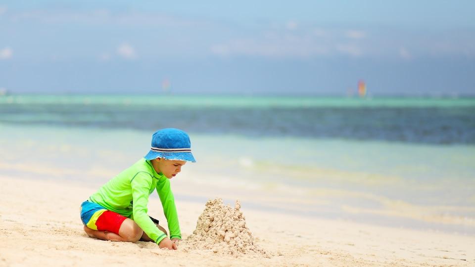La société canadienne du cancer préconise une grande prudence face aux rayons ultraviolets, notamment pour les enfants. Elle conseille l'achat de vêtement FPU présentant un indice 15 ou supérieur.