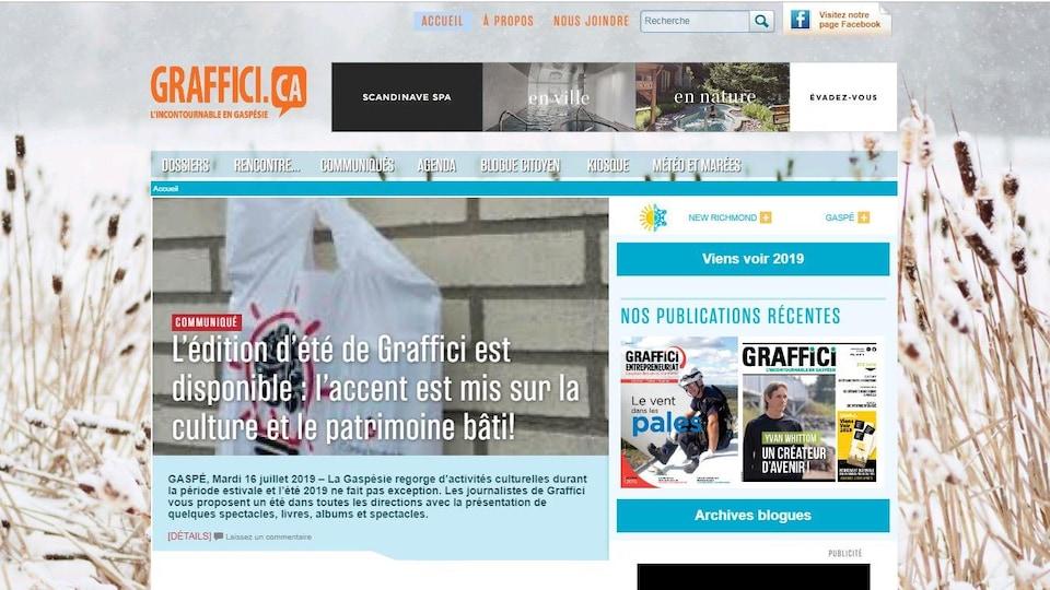 L:e site de Graffici