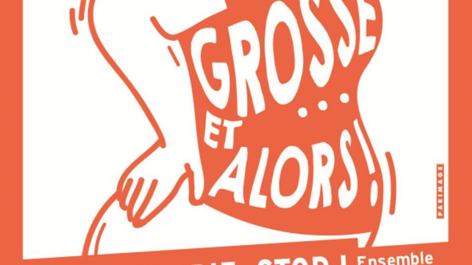 Affiche de la campagne de la lutte contre la grossophobie lancée par la Ville de Paris.