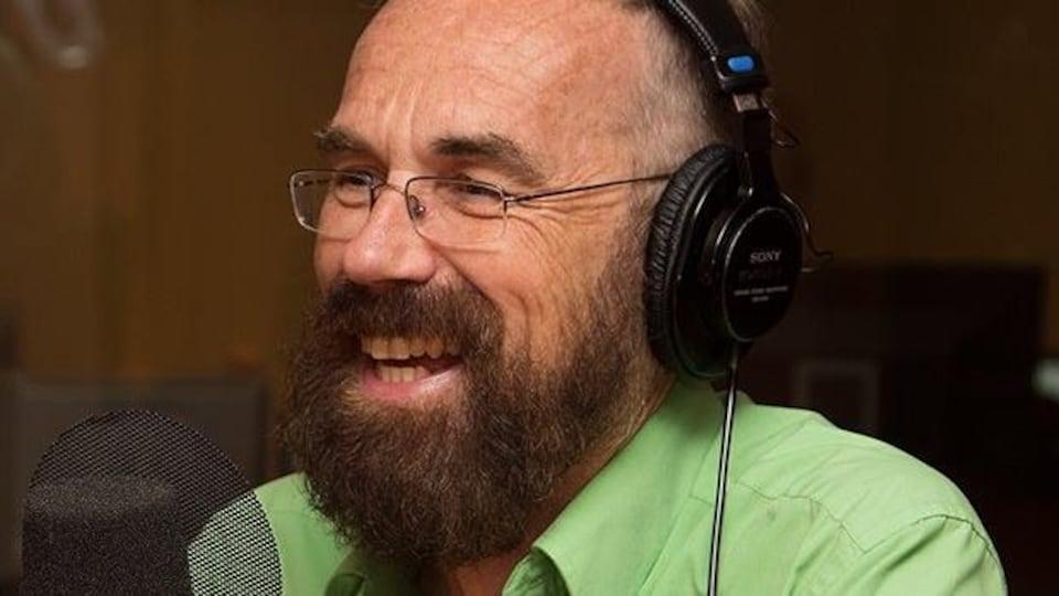 Guy Bertrand, premier conseiller linguistique de Radio-Canada