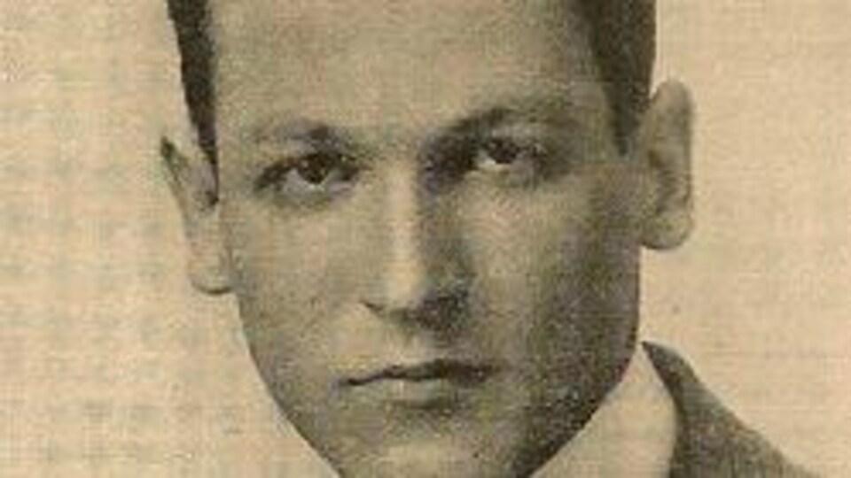 Photo d'Henri Rouleau, soldat de Calgar mort durant la Première guerre mondiale.