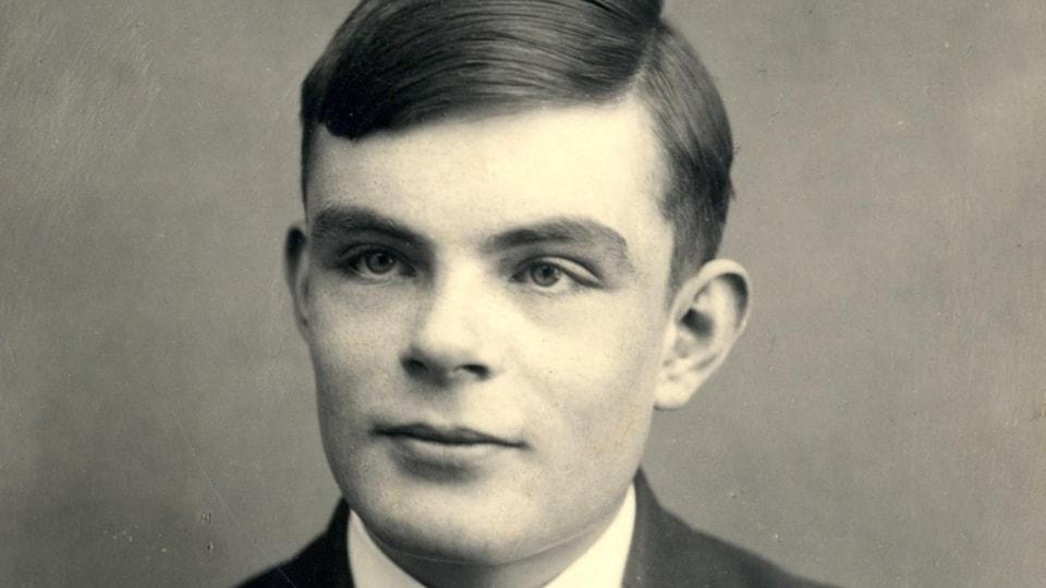 Le mathématicien Alan Turing a marqué l'histoire du 20e siècle.