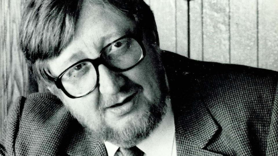 L'essayiste et professeur André Belleau.
