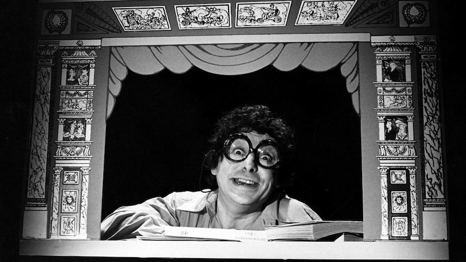 Paul Buissonneau en 1971.