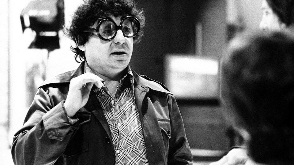 Paul Buissonneau en 1974.