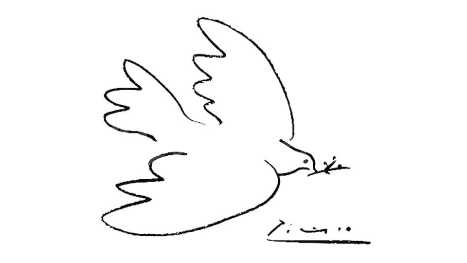 La colombe de la paix de Picasso, un symbole impérissable ...