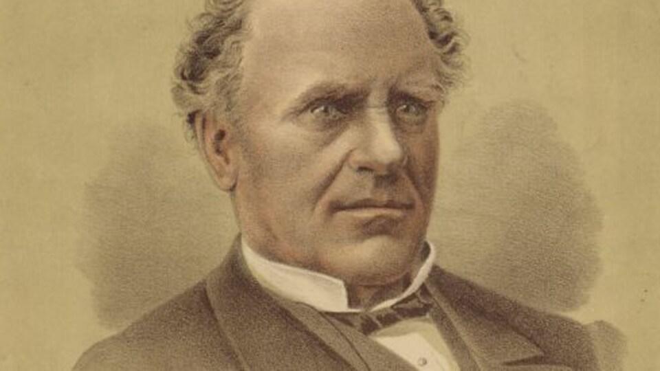 Portrait de Joseph Howe