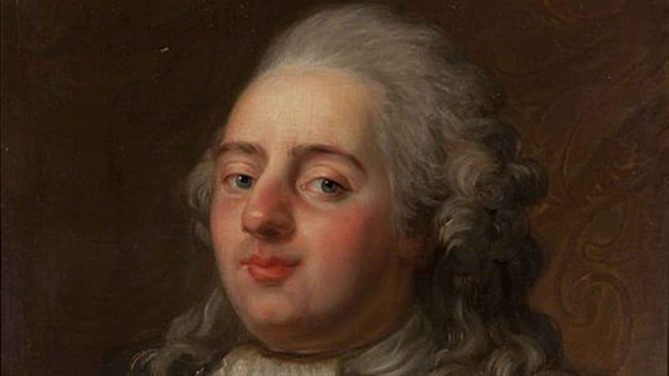 Portrait du roi Louis XVI par Antoine-François Callet.