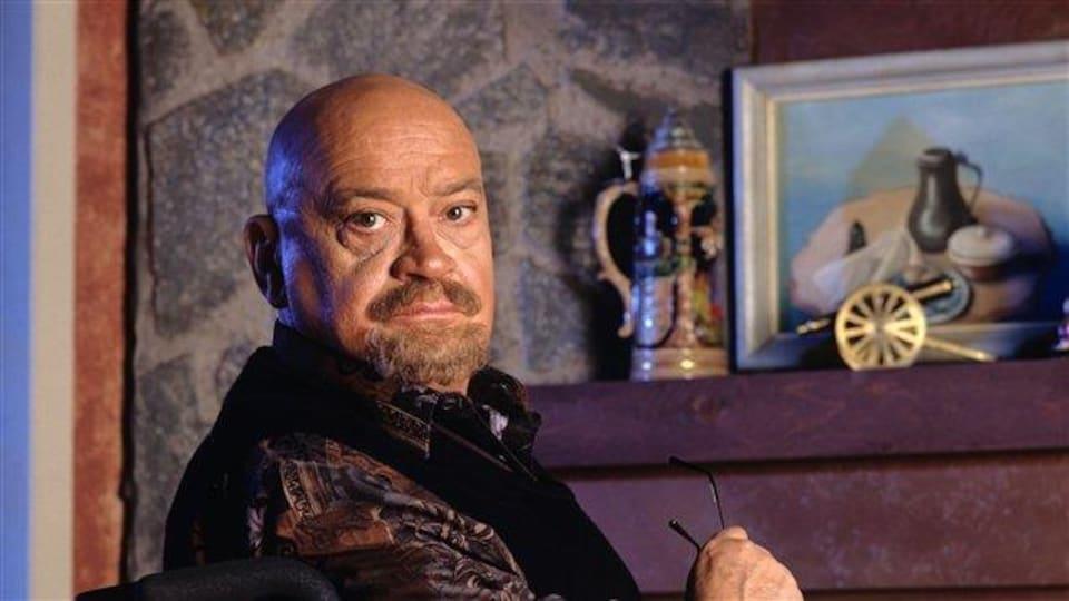 Le comédien Jean-Louis Millette.