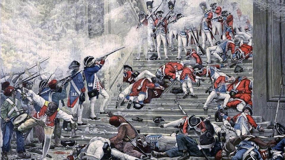 La Revolution Francaise Vue Du Bas Canada Aujourd Hui L Histoire