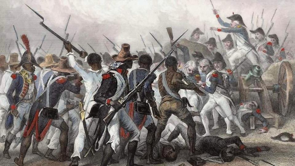 La Revolution Haitienne Le Saut Impensable D Anciens Esclaves Dans La Citoyennete Aujourd Hui L Histoire