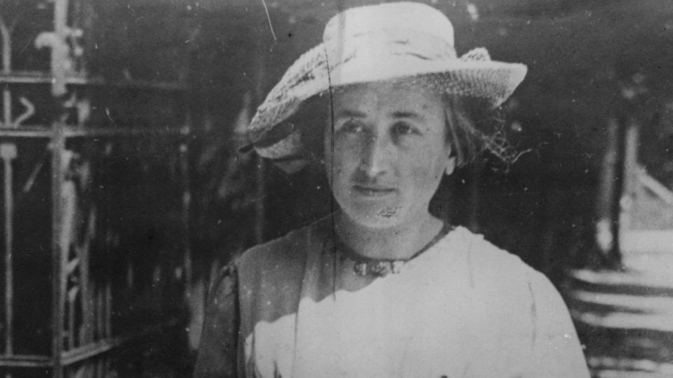 Rosa Luxembourg, une figure marquante du socialisme