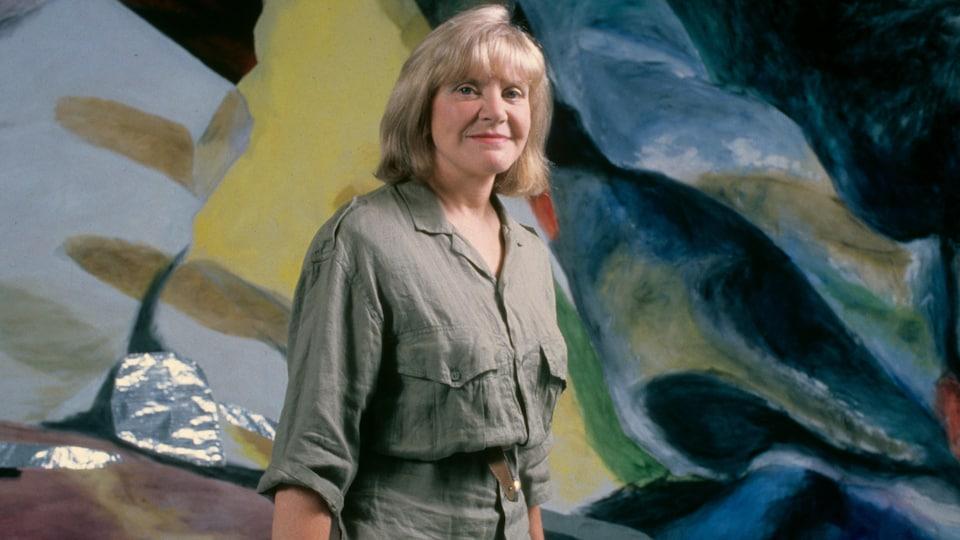 Françoise Sullivan.