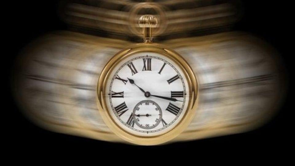 Une montre.