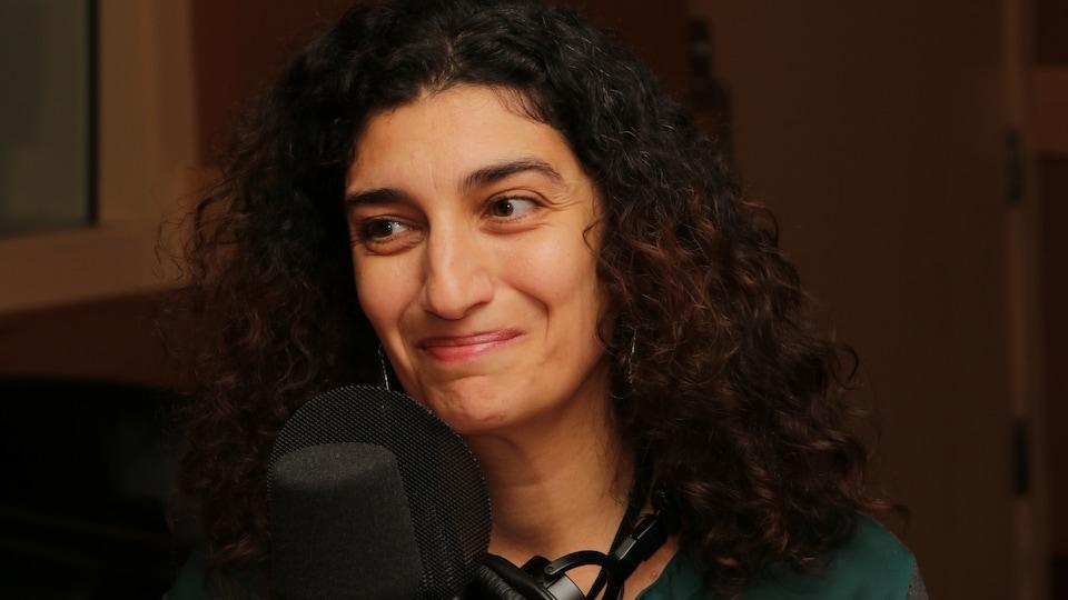 L'auteure Houda Asal