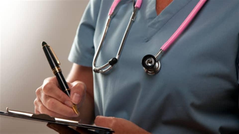 Infirmière praticienne