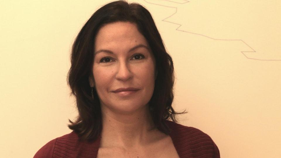 Portrait d'Isabelle Picard