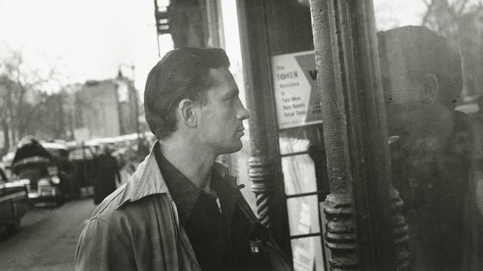 Profil de Jack Kerouac