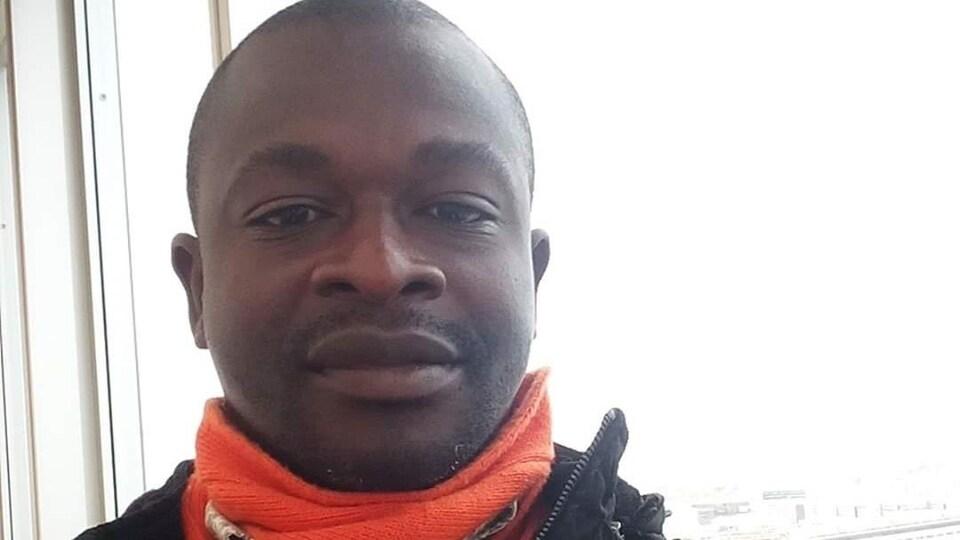 Portrait de Adou Jean-Constant Atta.
