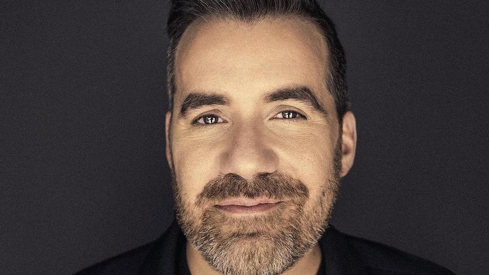 Portrait de Jean-Sébastien Girard.