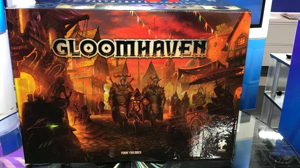Le jeu Gloomhaven
