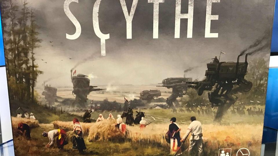 Le jeu Scythe