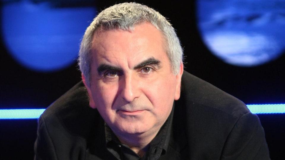 L'auteur français Tonino Benacquista.