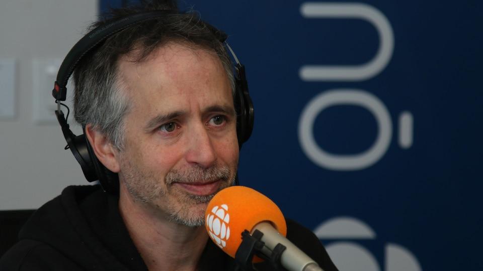 Joël Leblanc, journaliste et vulgarisateur scientifique