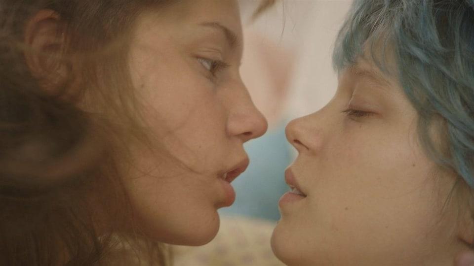 Le film La vie d'Adèle