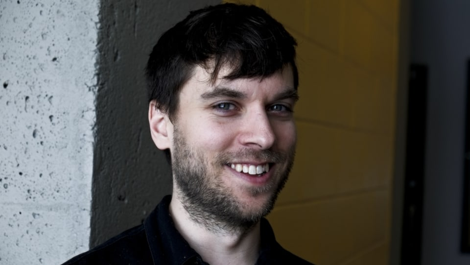 Photo du visage de Guillaume Cyr.