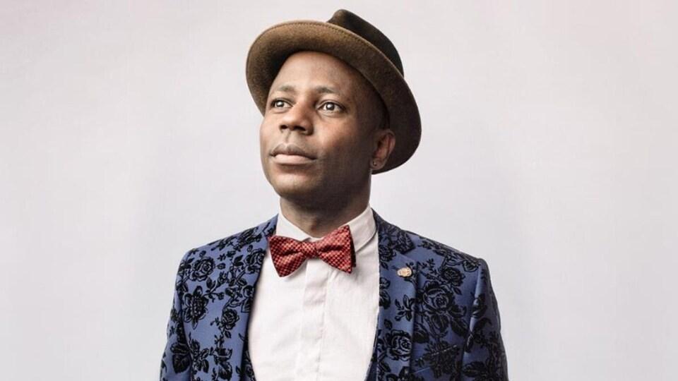 Le R Premier, artiste hip-hop franco-ontarien