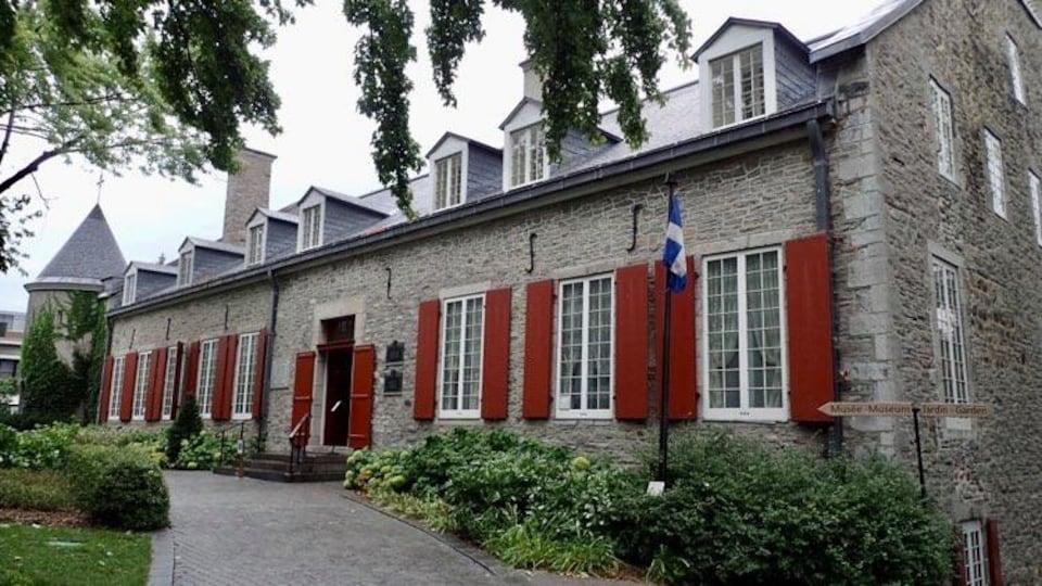 Le Château Ramezay.