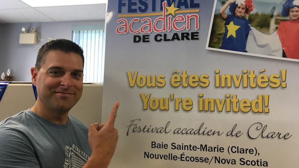 Vous êtes invités au Festival acadien de Clare