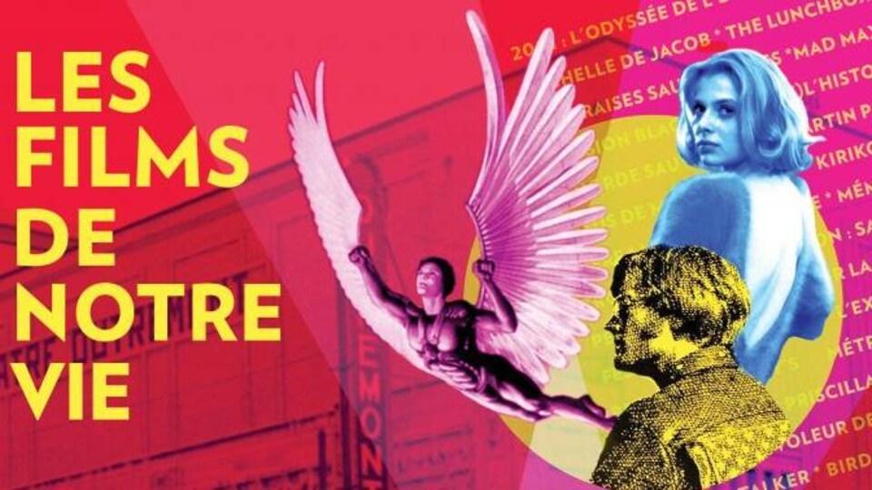 Les films de notre vie, au Théâtre Outremont.