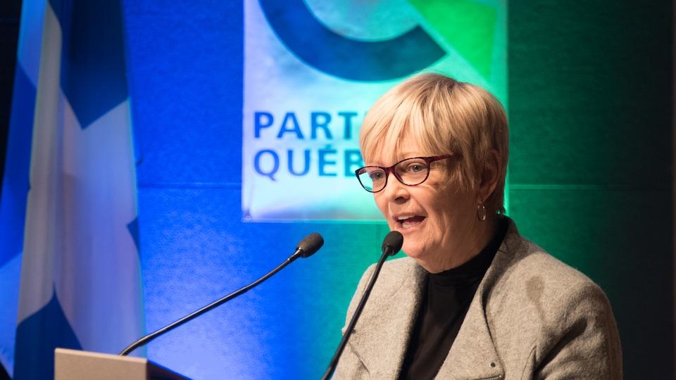 Lorraine Richard, Députée de Duplessis - Côte-Nord