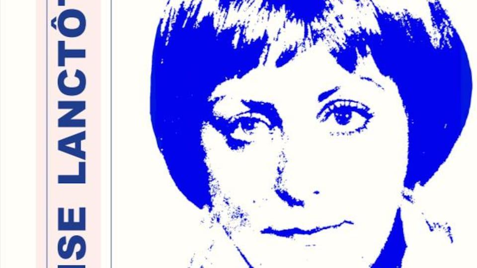 Page couverture d'un livre de Louise Lanctôt intitulé Une sorcière parmi les felquistes. Journal de la crise d'Octobre.
