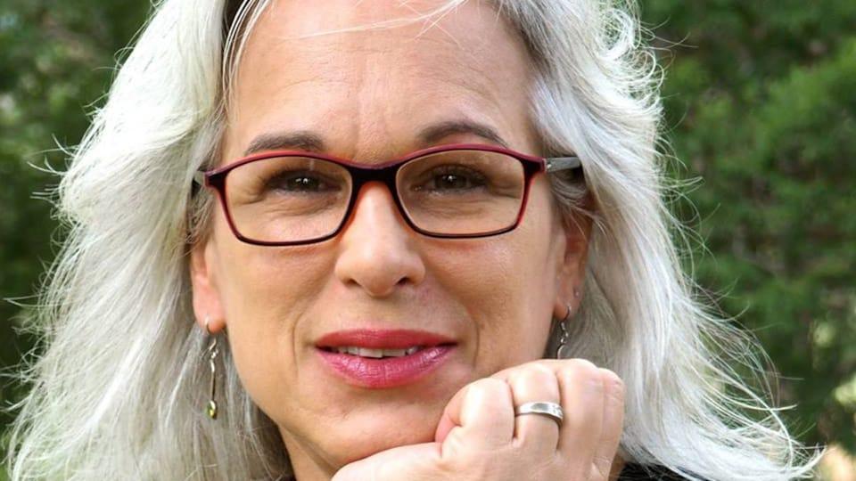 Lucie Pagé, auteure et journaliste québécoise