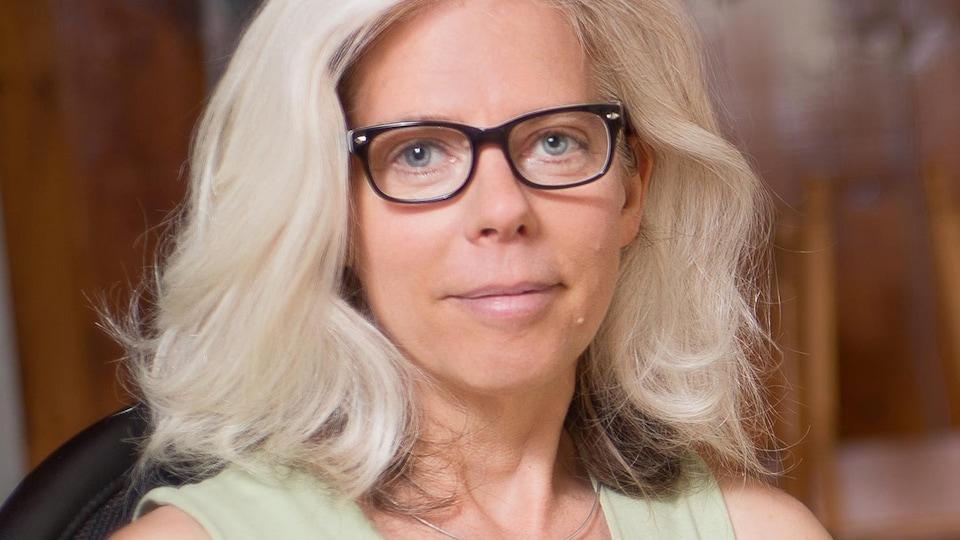 Marie-Jacques Rouleau, formatrice en en communication numérique